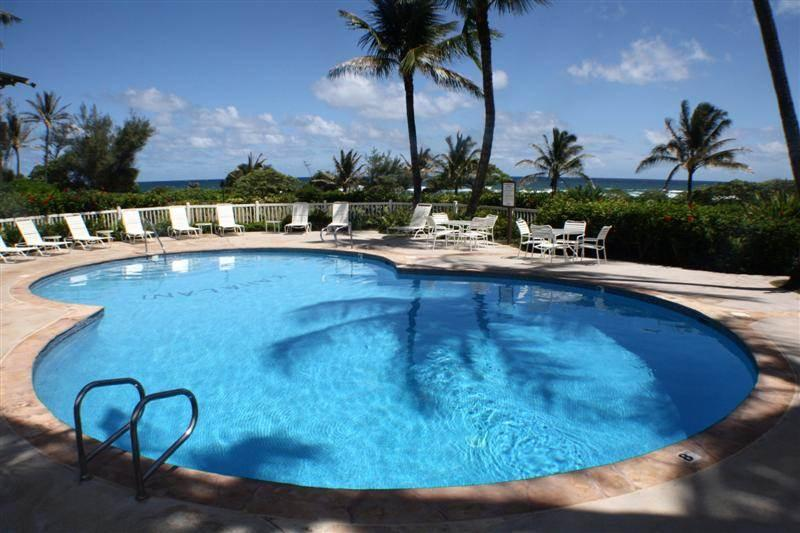 Kaha Lani Resort #311-OCEANVIEW, 2nd Fl, end unit! - Image 1 - Kapaa - rentals