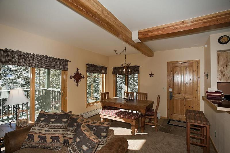 2 BD W/D Hot Tub Great Location July $149/nt rate! - Image 1 - Breckenridge - rentals