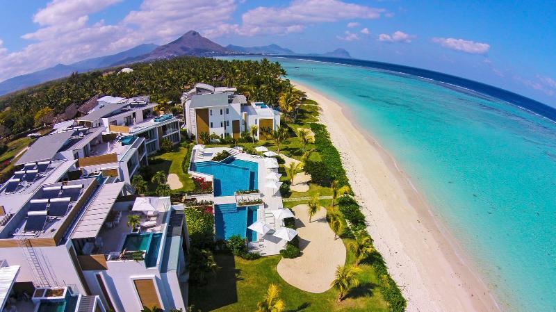 HCO2 Flic-en-Flac Luxury beach resort - Image 1 - Bel Ombre - rentals