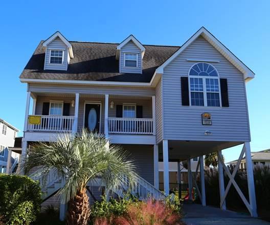 "312 Seaview Ln - ""The Lighthouse"" - Image 1 - Edisto Beach - rentals"