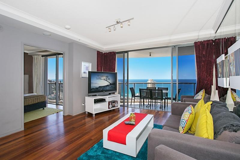Chevron Renaissance apartment 2402 level 40. Gold Coast Holidays Holiday Rentals Adam Loadsman 01 - Chevron Renaissance - Level 40, 3 bedrooms OCEAN - Surfers Paradise - rentals