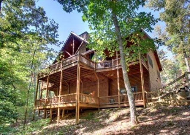 DOGWOOD RETREAT - DOGWOOD RETREAT - Mineral Bluff - rentals