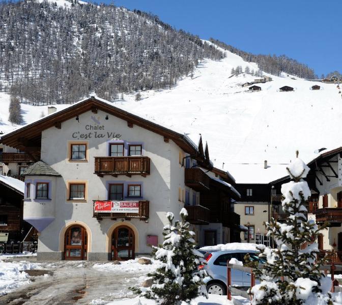 Chalet C'est la Vie - Ski superior condo, center of Livigno, Italy - Livigno - rentals