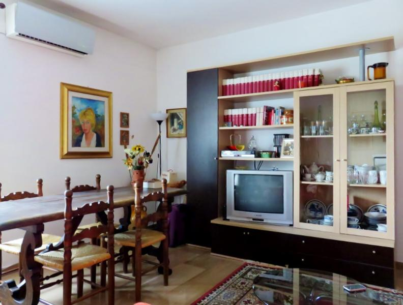 Living room - Cozy attic near Vatican - Piazzale Clodio - Rome - Rome - rentals