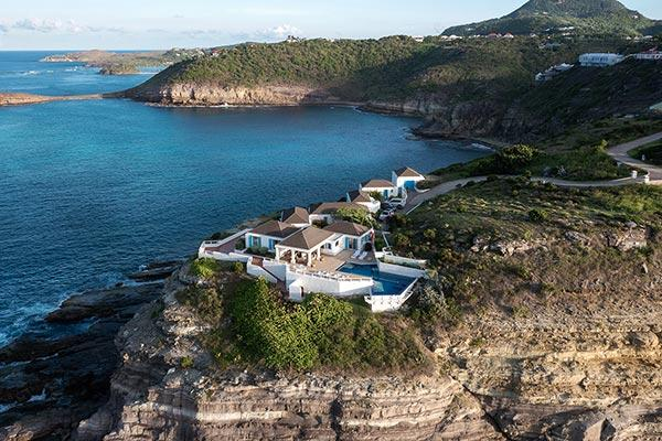 Perched above the ocean offering private and unique views WV MOZ - Image 1 - Pointe Milou - rentals