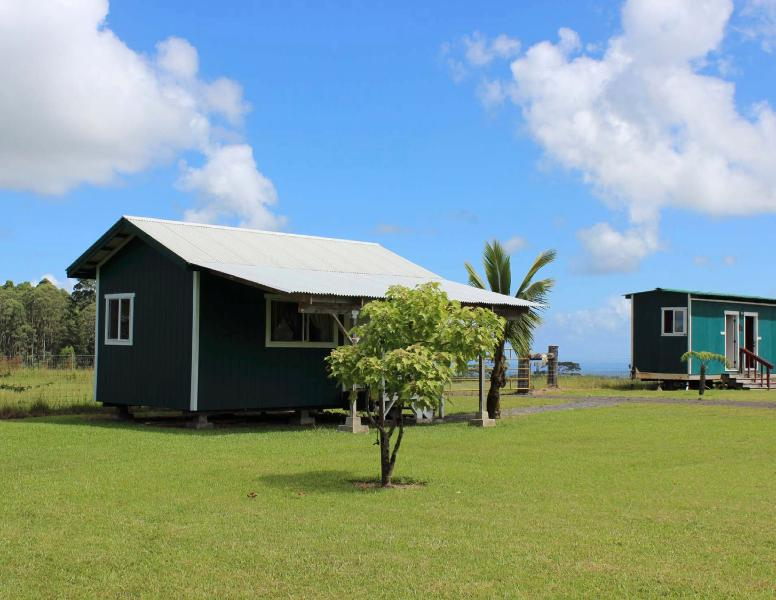 Pa'ani Cabins near Volcano only $60 night! - Image 1 - Mountain View - rentals