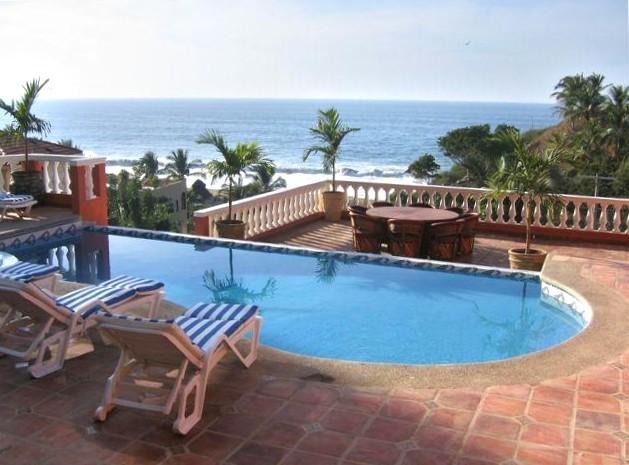 Villa en El Paraiso Ocean View Villa - Image 1 - San Pancho - rentals