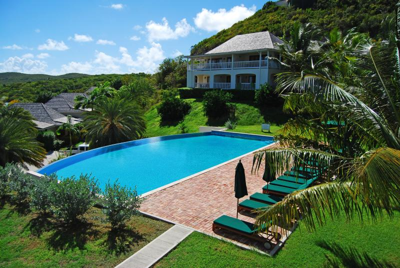 Nonsuch Bay Resort  Bay View Poolside near beach - Image 1 - Antigua - rentals