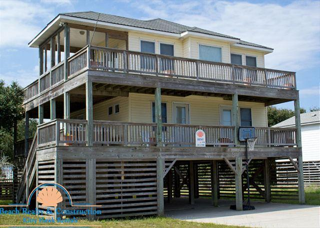 In Sea State of Mind 1703 - Image 1 - Kitty Hawk - rentals