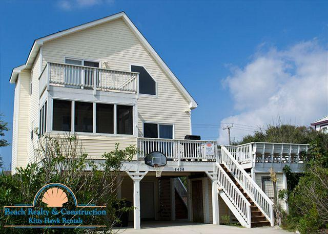 Beach Landing (formerly La Vita 1711 - Image 1 - Kitty Hawk - rentals