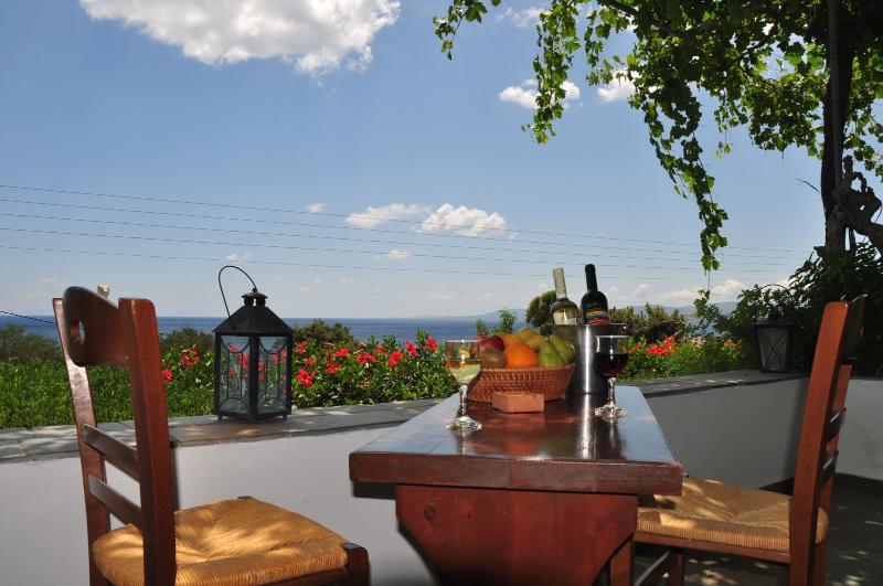 Balcony - Villa Panorama - Rhodes - rentals
