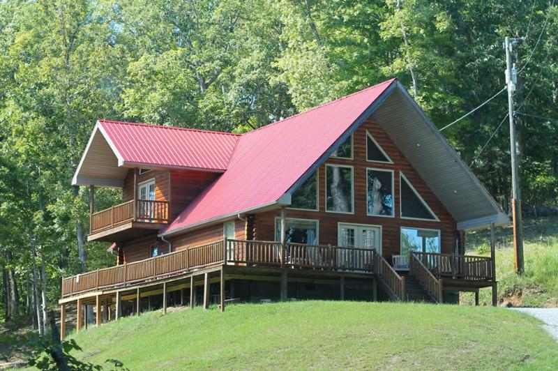 Secluded Premier Cabin Rental in Eastern KY. - Yatesville Lake Premium Vacation Cabin Rental - Louisa - rentals