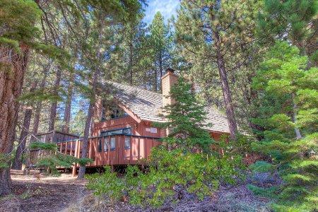 Wonderful Tahoe cabin: 10min to ski, swim & casinos - COH0861 - Image 1 - South Lake Tahoe - rentals