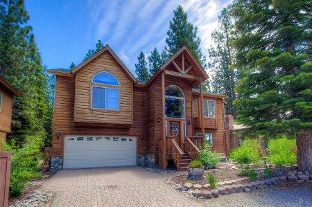 Beautiful, brand new, upscale cabin, 10min to resort-  COH1057 - Image 1 - South Lake Tahoe - rentals