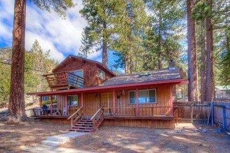 Zephyr Cove 4 Bedroom, 2 Bathroom House NVH0721 - Image 1 - Zephyr Cove - rentals