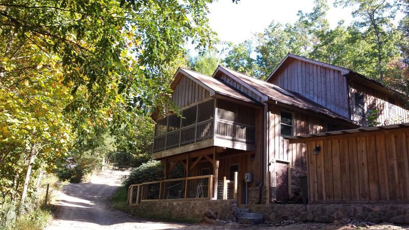 Upper Rawley Cabin late summer/early fall. - Upper Rawley Cabin - Harrisonburg - rentals