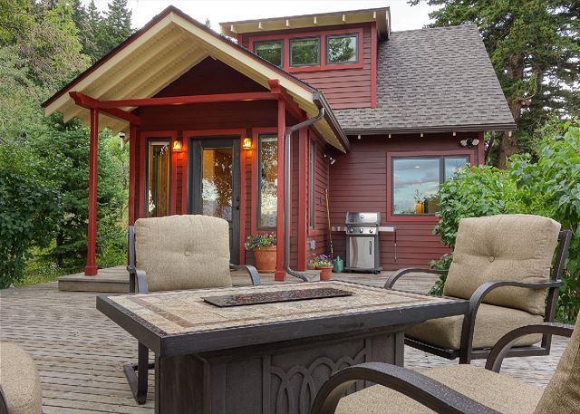 Sourdough Ranch Black Bear Cottage - Image 1 - Bozeman - rentals