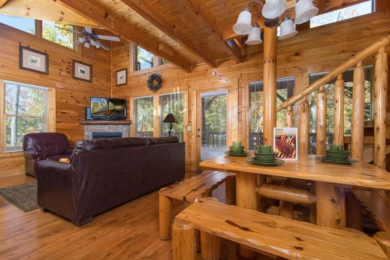 Second Nature - Image 1 - Pigeon Forge - rentals