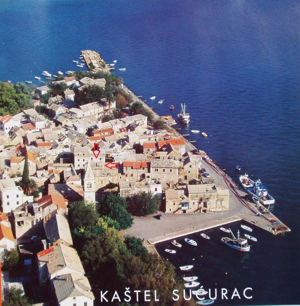 Kastel Sucurac - Two-story apartment in the center of the village - Kastel Sucurac - rentals