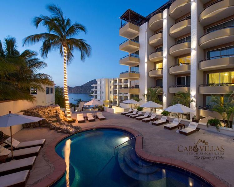 Cabo Villas Beach Resort Family Pool - Cabo Villas Beach Resort, Oceanfront, Low Rates - Cabo San Lucas - rentals