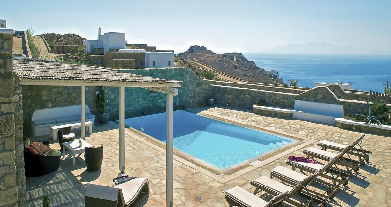 Sea View - Elegant Villa with amazing sea view- private pool - Mykonos - rentals