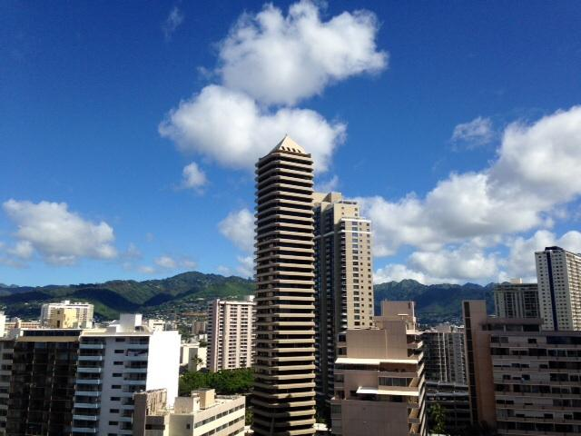 Sit back and enjoy your view - Pineapple Paradise - September available! - Honolulu - rentals