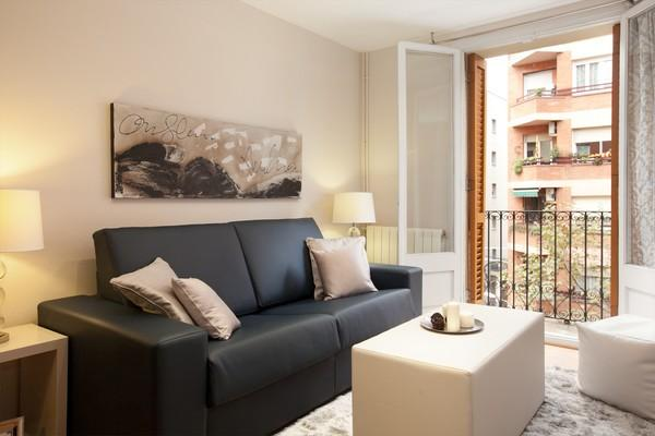 1520 - Sicilia Apartment - Image 1 - Barcelona - rentals