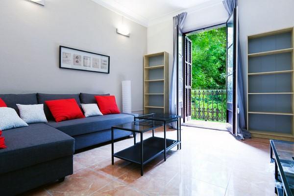 1561 - Eixample Rocafort Apartment - Image 1 - Barcelona - rentals