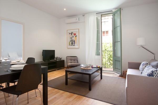 1234 - Muntaner Spirit - Image 1 - Barcelona - rentals