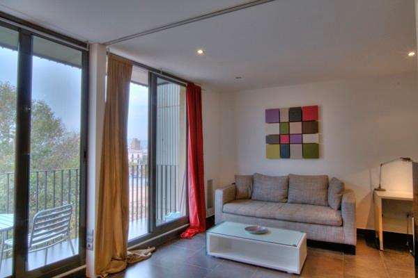 1802 - Apartment PobleNou Comfort - Image 1 - Barcelona - rentals