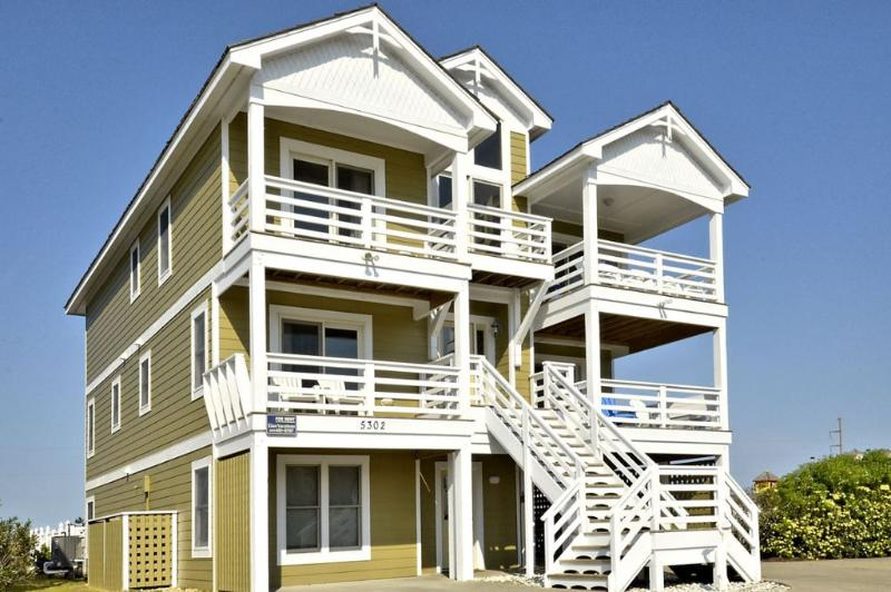 Front Elevation - Aqua Palooza - Nags Head - rentals