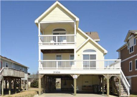 Front Elevation - The Hideaway - Nags Head - rentals