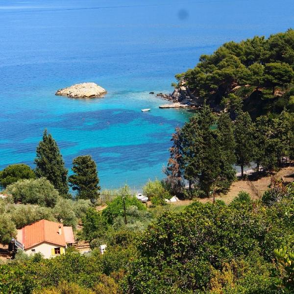 The bay - Traditional houses near the sea - Alonissos - rentals