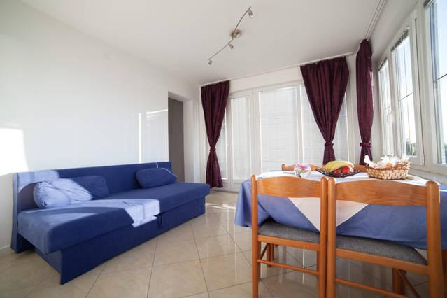 Apartment with sea view 2+2 - Image 1 - Cavtat - rentals