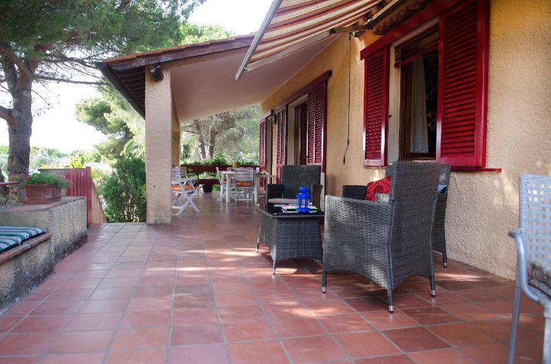 the terrace - La Terrazza Apartment - Portoferraio - rentals