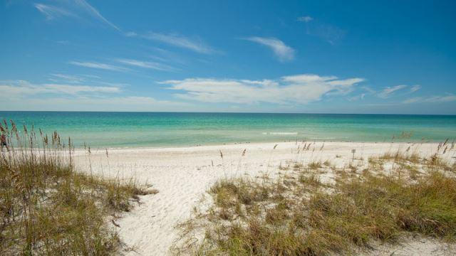 Beach entrance at complex - Bradenton Beach Club - Bradenton Beach - rentals
