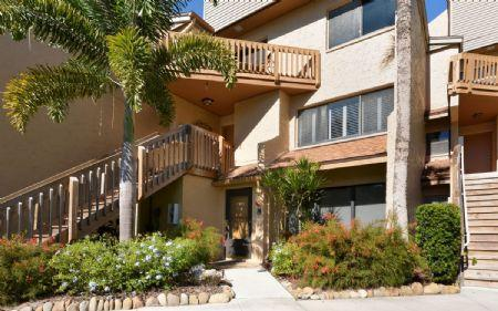 Building 1- Beachfront - Firethorn 111 - Siesta Key - rentals