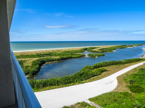 View - SST3-1610 - South Seas Tower - Marco Island - rentals