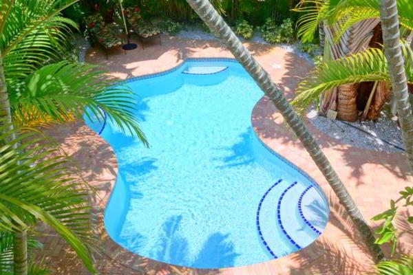 Pool 1 - ISLAND GIRL NORTH - Holmes Beach - rentals