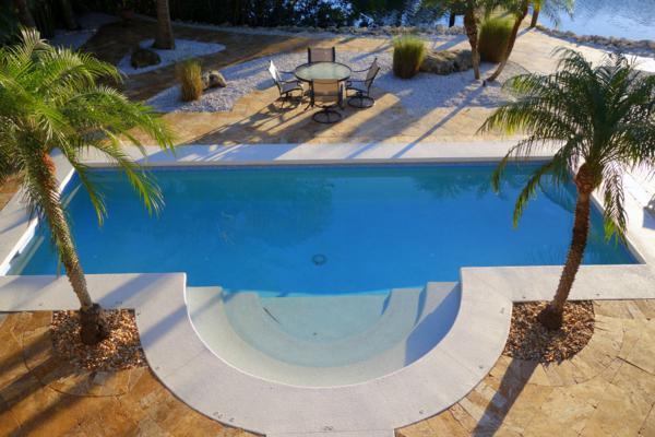Pool 1 - LA HACIENDA - Anna Maria - rentals