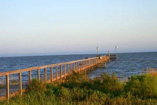 500 ft private lighted fishing pier - The Cat`s Meow - Rockport - rentals