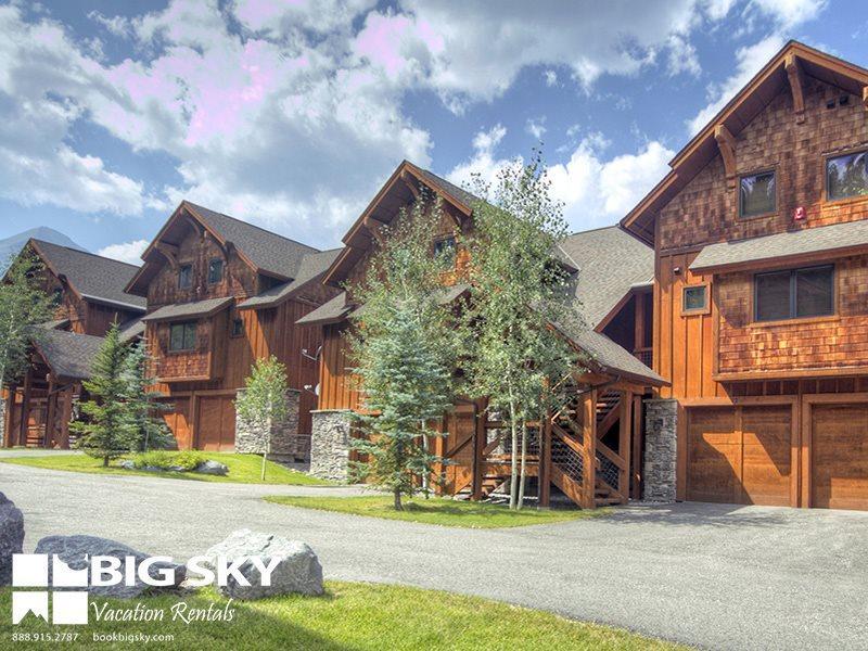 Black Eagle Lodge (Unit 12) - Image 1 - Big Sky - rentals
