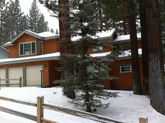 Exterior - 2399 Marshall Trail - South Lake Tahoe - rentals