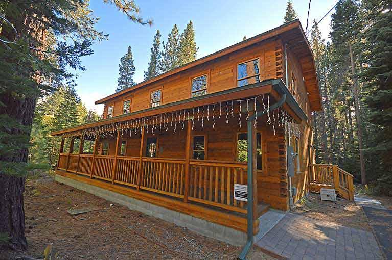 Exterior - 936 Glorene Avenue - South Lake Tahoe - rentals