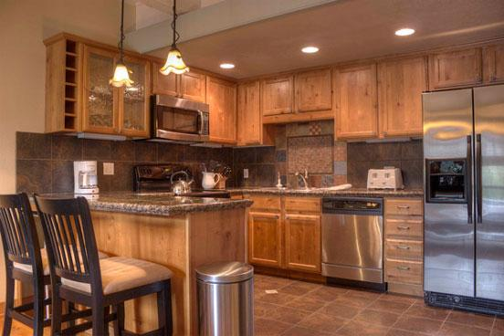 Kitchen - Storm Meadows C316 - 316 Storm Meadows Club C - Steamboat Springs - rentals