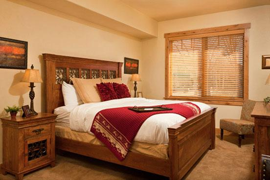 Master Bedroom - Bear Lodge 6104 - 6104 Bear Lodge, Trappeurs - Steamboat Springs - rentals