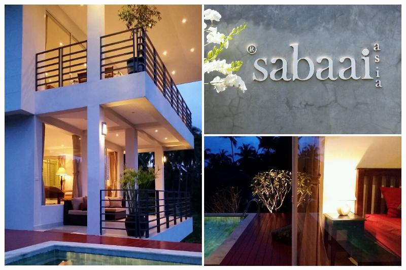 house with private pool, sea views, sunrise, silence, nature surroundings - Image 1 - Sao Hai - rentals