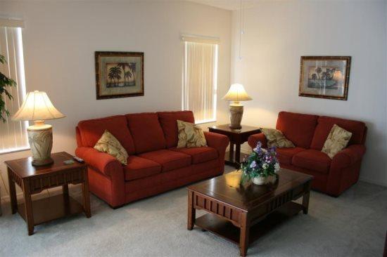4 Bedroom 3 Bathroom Crescent Lakes Villa With South Facing Pool. 5344CVL - Image 1 - Orlando - rentals