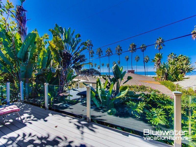 Ocean View Deck - La Jolla Shores Vacation Rental - Sunset Shores - La Jolla Shores Vacation Rental - La Jolla - rentals