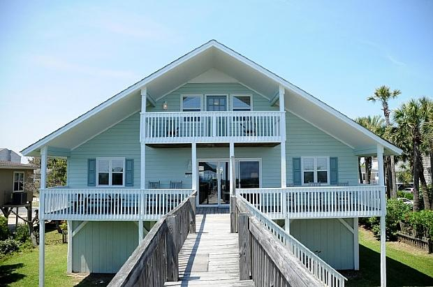 245 West First Street - West First Street 245 - Neese's Cottage - Ocean Isle Beach - rentals
